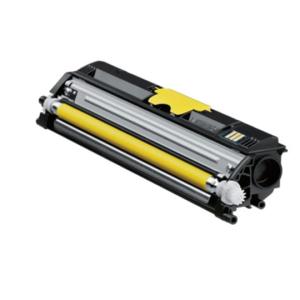 Konica Minolta MC1600 Sarı Toner,Konica Minolta MC1600 Muadil Toner,Konica Minolta MC1650,MC1680,MC1690 Toner